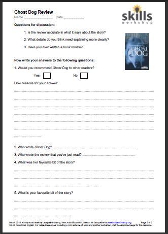 Esol entry 1 reading worksheets