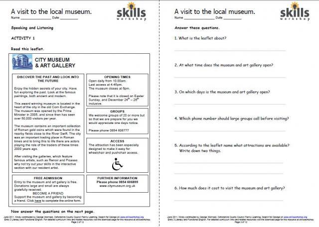 ESOL Skills for Life Entry 2