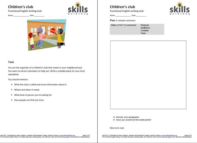 Worksheet #550389: Maths Level 2 Worksheets – Classroom Resources ...