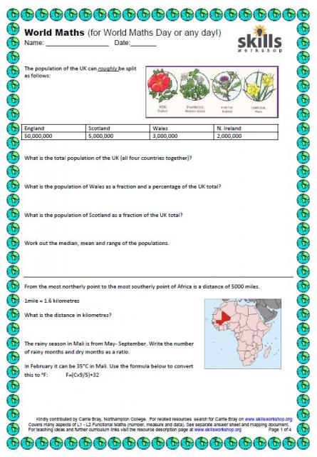 Worksheet Diversity Worksheets equality and diversity skills workshop resource type worksheet or assignment