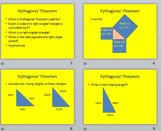 Resource type: Interactive presentation