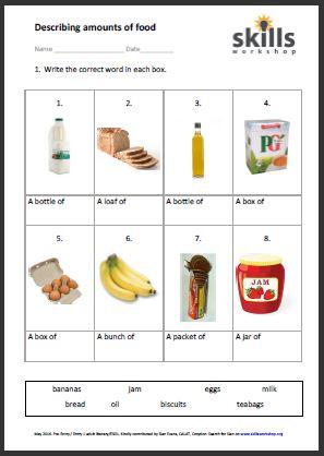 Esol worksheets entry 2