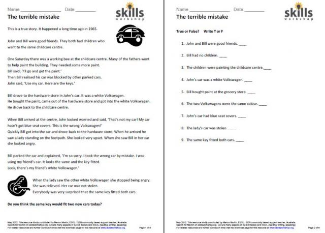 essay questions on listening skills This is an essay excerpt on listening skills the second form of listening is passive or attentive listening, which occurs when one is genuinely interested.