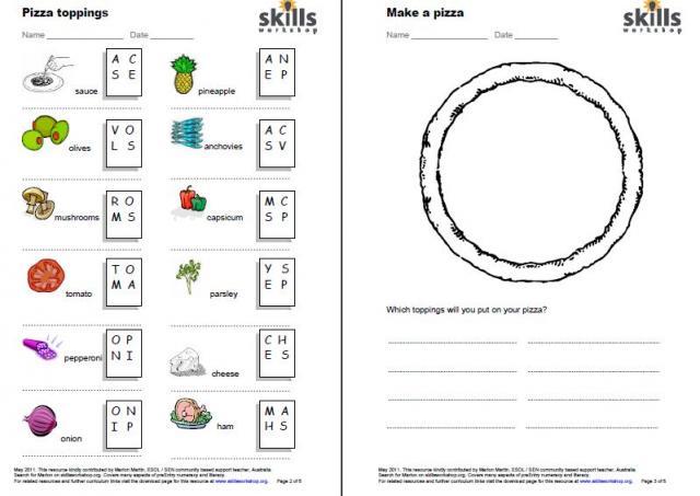 esol activities entry 1 pdf