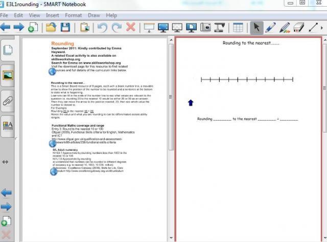 Number Line Worksheets : rounding on number line worksheets ...