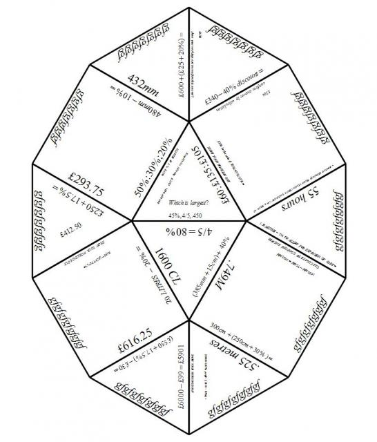 Tarsia jigsaw : Skills Workshop
