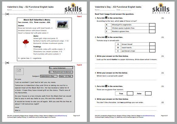 Contextual Resources Skills Workshop