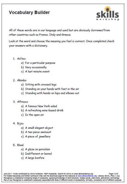 Printables Greek Root Words Worksheets word origins worksheets davezan davezan