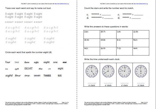 Business writing skills worksheets